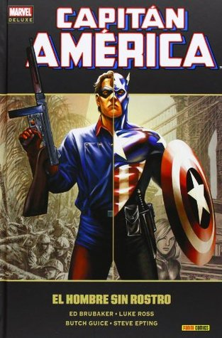 Capitán América by Ed Brubaker
