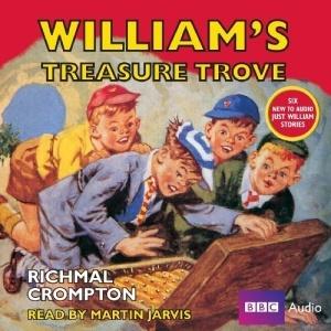 William's Treasure Trove (Audiobook)