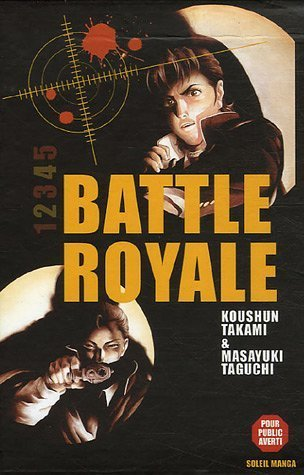Battle Royale, Tome 1-5