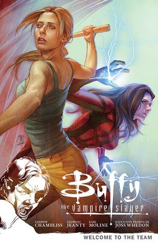 Buffy the Vampire Slayer: Welcome to the Team (Season 9, Volume 4)