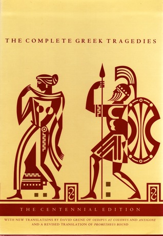 The Complete Greek Tragedies by Aeschylus