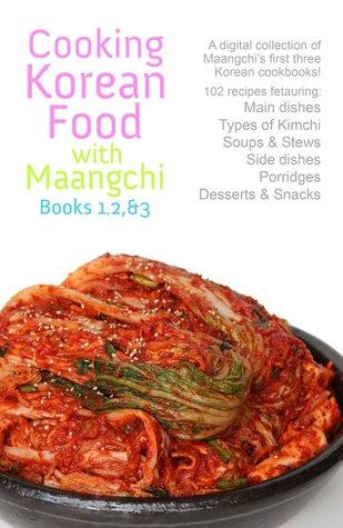 Cooking korean food with maangchi book 1 2 3 by maangchi 17930549 forumfinder Gallery
