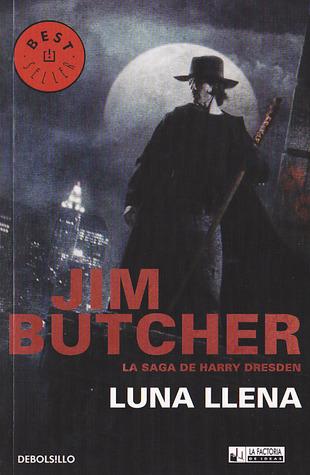 Luna llena (La saga de Harry Dresden, #2)
