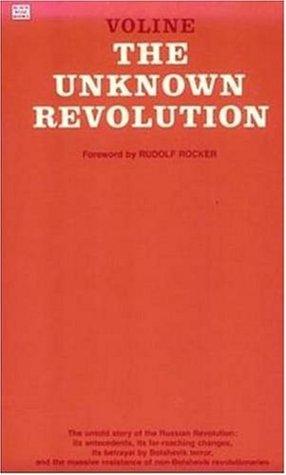 The Unknown Revolution, 1917-1921