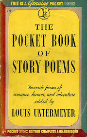 The pocket book of story poems by Louis Untermeyer