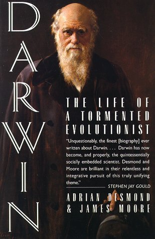 Darwin: The Life of a Tormented Evolutionist by Adrian J ...