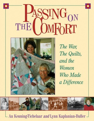 Passing on the Comfort by Lynn Kaplanian-Buller