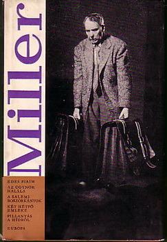 Arthur Miller drámák