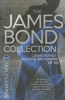 James Bond Collection: Dr. No, Casino Royale, Diamonds are Forever