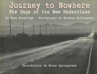 Journey to Nowhere by Dale Maharidge