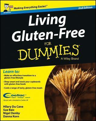Living Gluten-Free for Dummies - UK