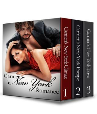 Carmen's New York Romance Trilogy (Carmen's New York, #1-3)
