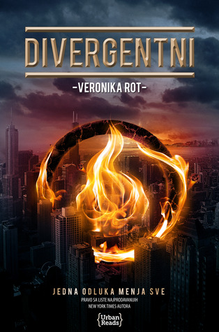 Divergentni (Divergent, #1)