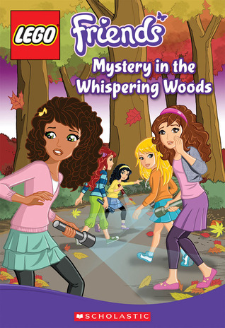 Mystery in the Whispering Woods (LEGO Friends: Chapter Book #3)
