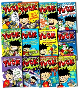 Yuck collection12 books by matt and dave 17971512 fandeluxe PDF
