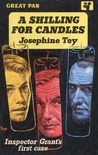 A Shilling for Candles (Inspector Alan Grant #2)