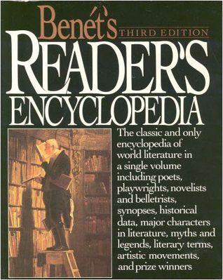Benét's Reader's Encyclopedia by William Rose Benét