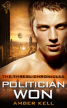 Politician Won by Amber Kell