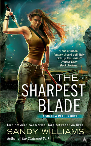 Book Review: Sandy Williams' The Sharpest Blade