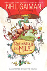Book cover for Fortunately, the Milk