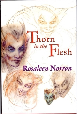 Thorn in the flesh a grim memoire by rosaleen norton 8253089 fandeluxe Images