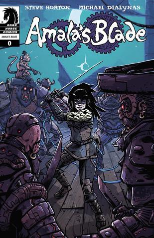 Ebook Amala's Blade #0 by Steve Horton read!