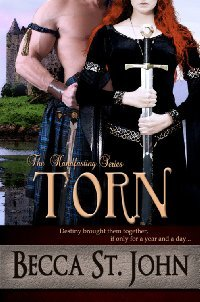 Torn (The Handfasting, #3)