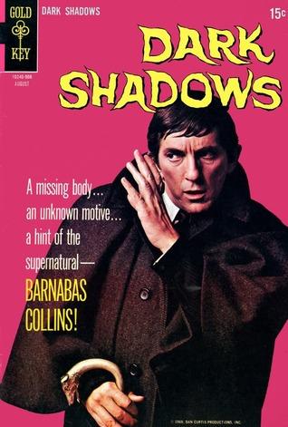 Dark Shadows #2 Original Gold Key Comic Book
