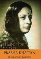 A Life Apart: An Autobiography
