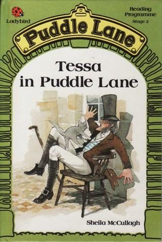 Tessa in Puddle Lane (Puddle Lane Series 2 Book 2)