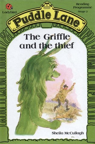 The Griffle and the Thief  (Puddle Lane Series 2 Book 11)