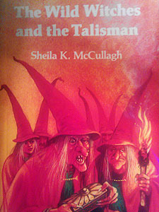 The Wild Witches And The Talisman