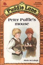 Peter Puffle's Mouse (Puddle Lane Stage 3 Book 7)