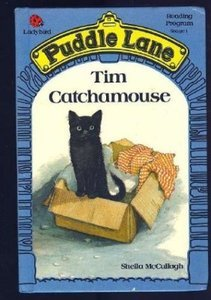 Tim Catchamouse (Puddle Lane Stage 1 Book 1)