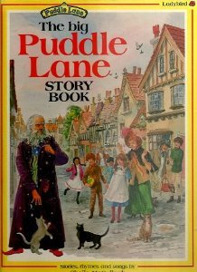 The Big Puddle Lane Story Book (Puddle Lane Special Books)