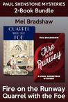 Paul Shenstone Mysteries 2-Book Bundle: Quarrel with the Foe / Fire on the Runway