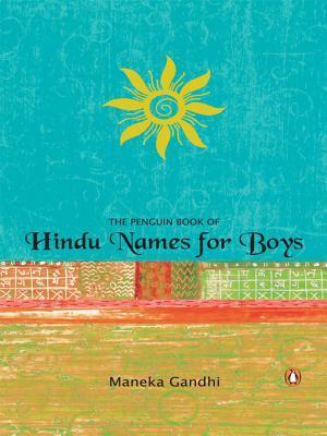 Download Penguin Book of Hindu Names for Boys PDF