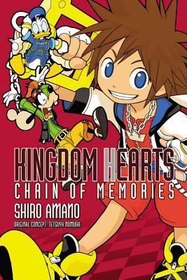 Kingdom Hearts: Chain of Memories(Kingdom Hearts: Chain of Memories 1-2)