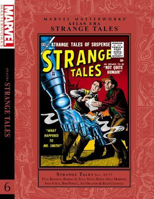 Marvel Masterworks: Atlas Era Strange Tales, Vol. 6