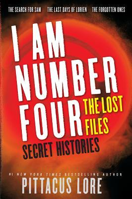 Secret Histories (Lorien Legacies: The Lost Files, #4-6)
