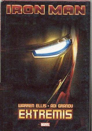 Iron Man by Warren Ellis