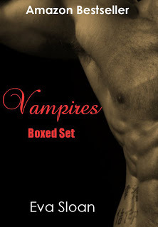 Vampires: Boxed Set(Lucy Hart, Rites 1)