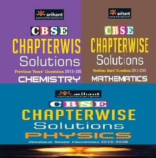 CBSE Chapterwise Question & Answers PCM for Class 12th (Set of 3 Books)