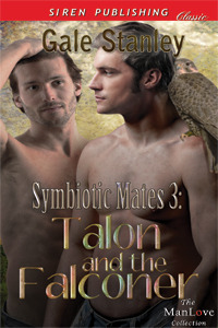 Talon and the Falconer(Symbiotic Mates 3)
