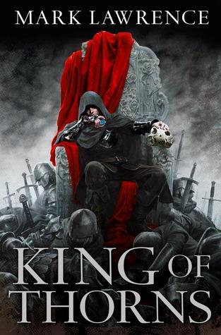 King of Thorns (The Broken Empire, #2) por Mark  Lawrence