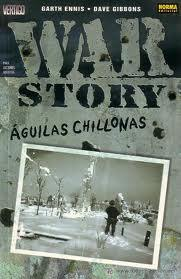War Story - Águilas chillonas