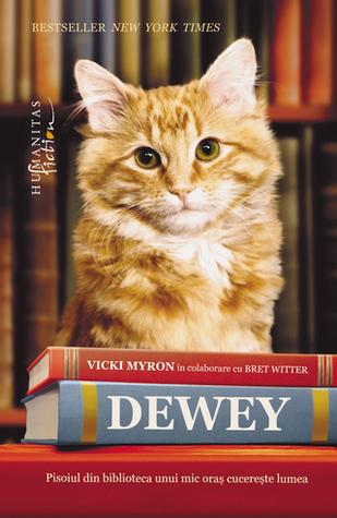 Dewey: Pisoiul din biblioteca unui mic oraş cucereşte lumea