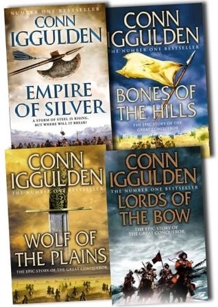 Conn Iggulden Conqueror Series, 4 Books Collection