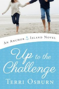 Up to the Challenge (Anchor Island, #2)