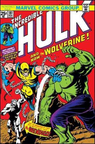 Incredible Hulk Vol. 1 #181